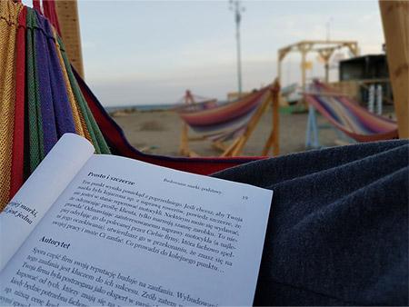 Bringing portable parachute hammock while traveling