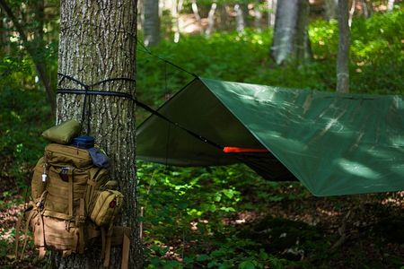 The best parachute hammock to rest in during adventure