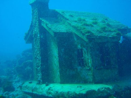 Underwater museums to visit