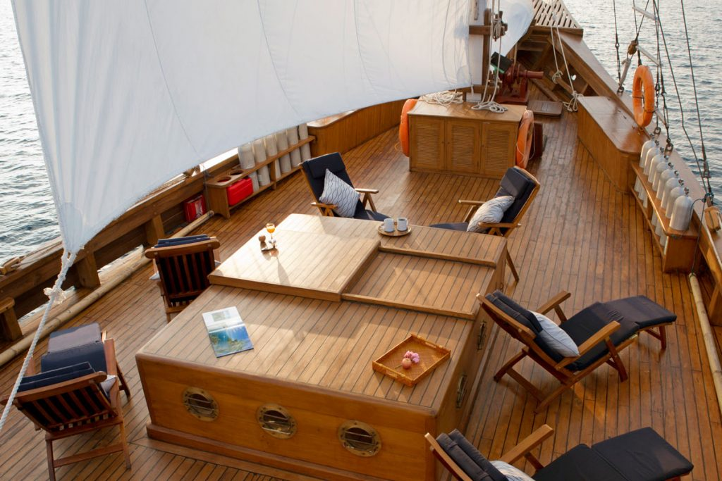 Qualities in Luxury Liveaboard Komodo You'll Love