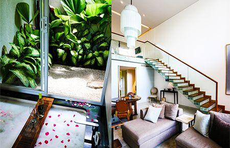 Bali luxury villas Seminyak that often stay by travellers