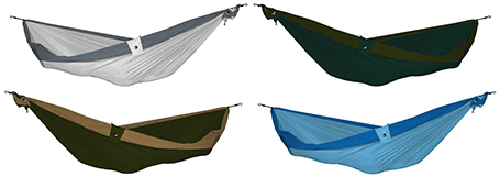 Get cheaper custom hammocks with color's combination as you choose