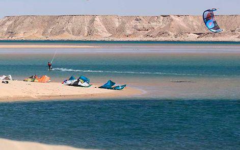 Dakhla Lagoon Surf Camp at Dakhla - Oued Eddahab