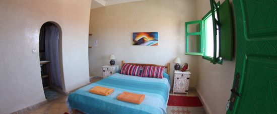 Best luxury surf camp in Morocco located at Taghazout