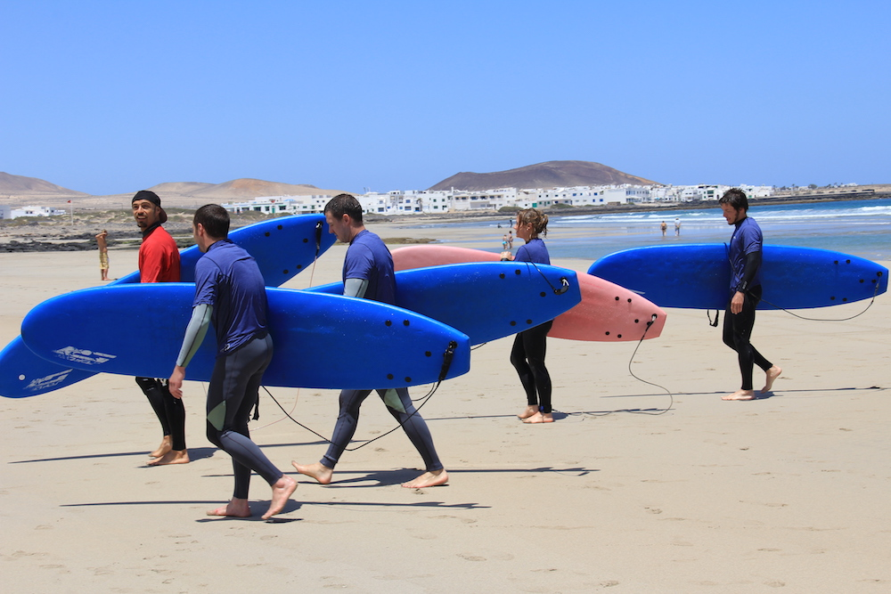 Five Fun Things You Can Do in Surf Camp Spain!