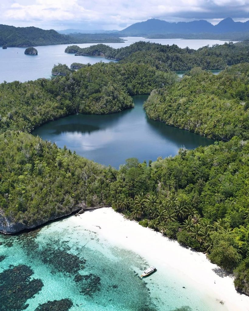 wonderful diving destination in Indonesia