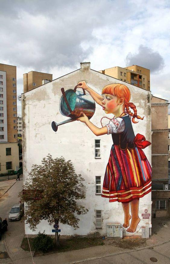 Urban arts are becoming a tourist destination!