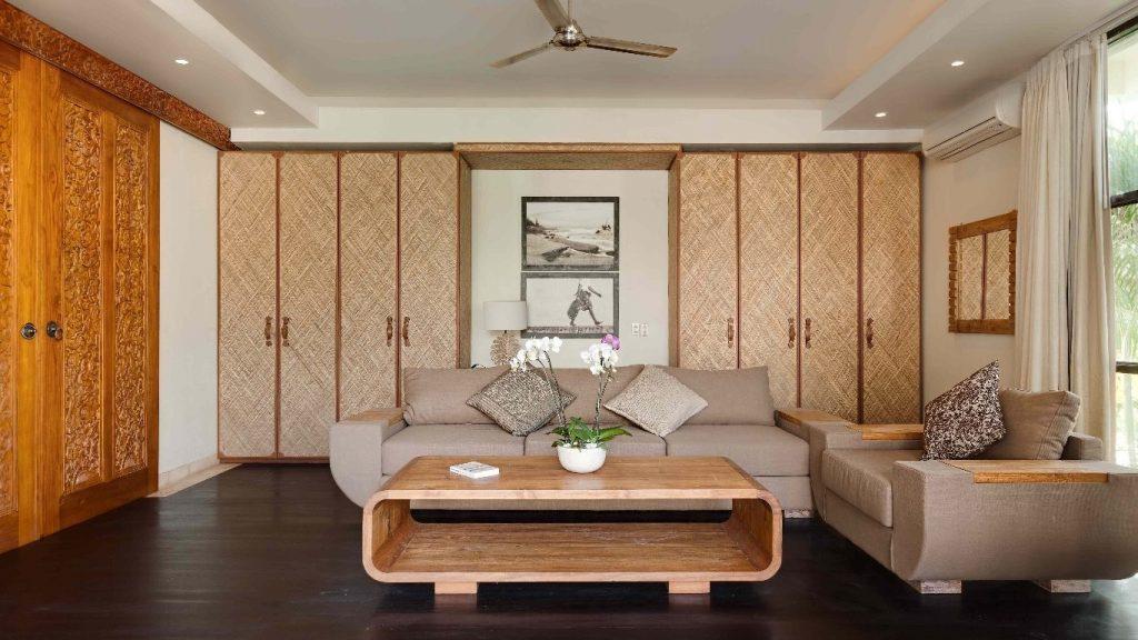 Living Inside the 6 Bedroom Villa Jimbaran